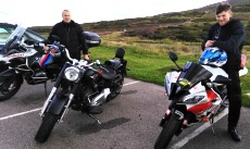 Sorted-Ride Advanced Motorcycle training